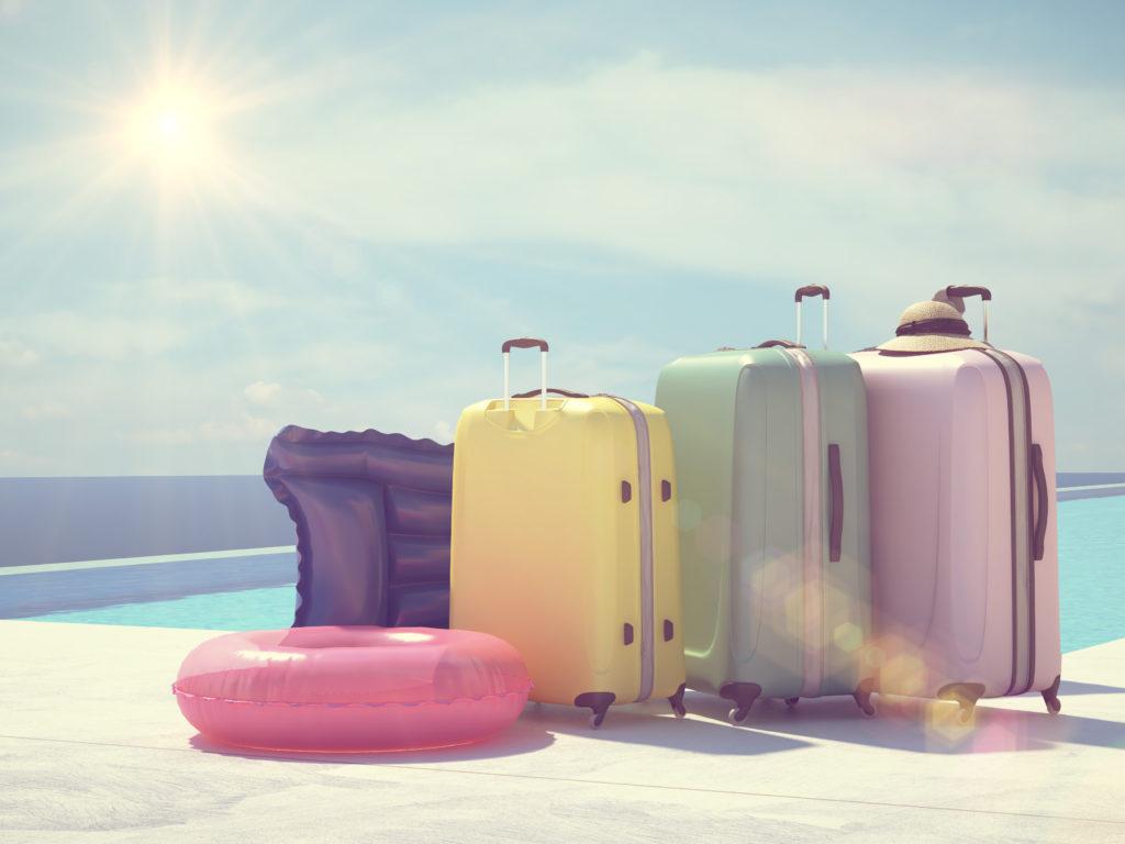 楽天プレミアムカードの空港への手荷物宅配サービスが便利でおすすめ