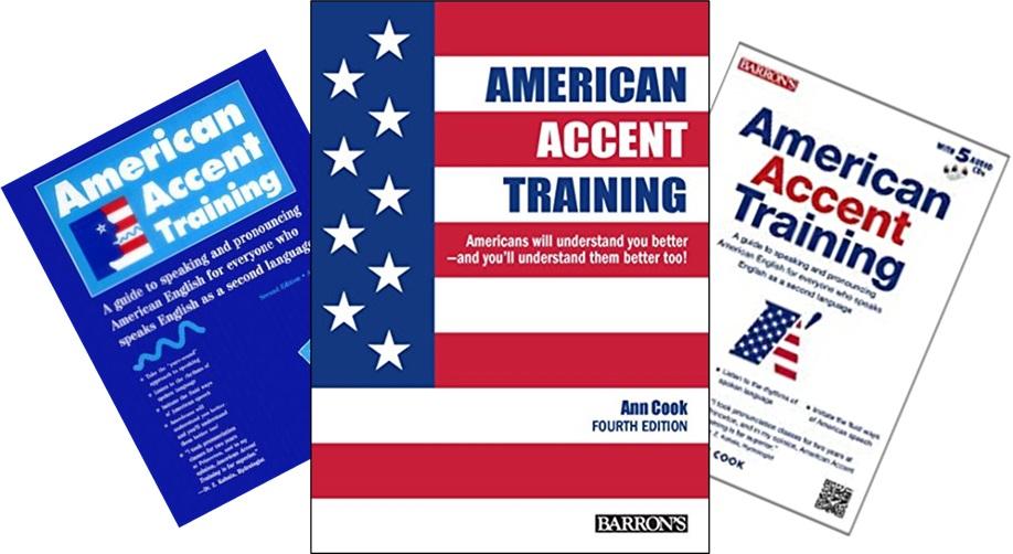 【American Accent Training】英語のリダクション(リエゾン)の練習にベストな参考書