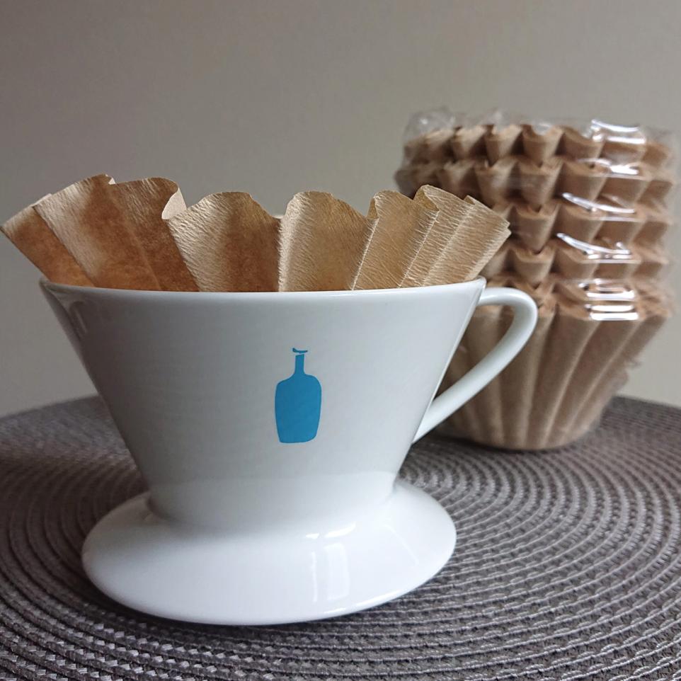 アメリカでブルーボトルコーヒーのドリッパーをお得に手に入れる方法