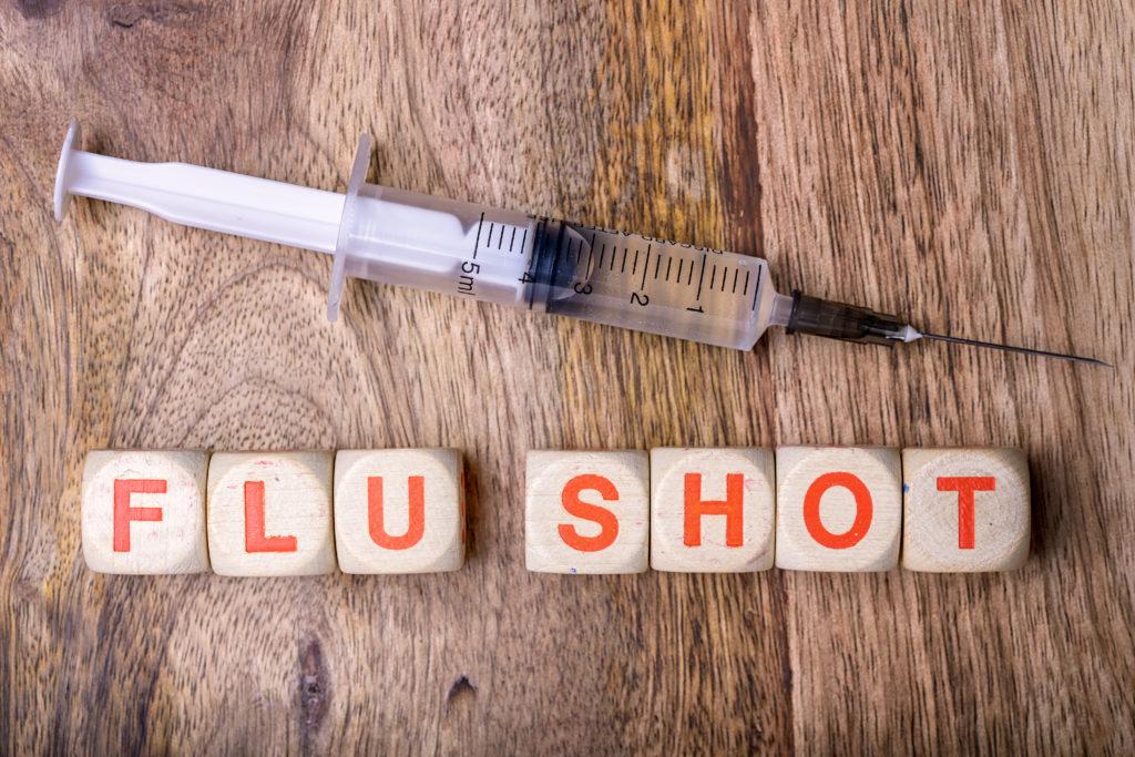 アメリカでインフルエンザの予防接種を受けてみた